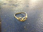 Gold-Diamond Scrap .01 CT. 10K Yellow Gold 1.4g